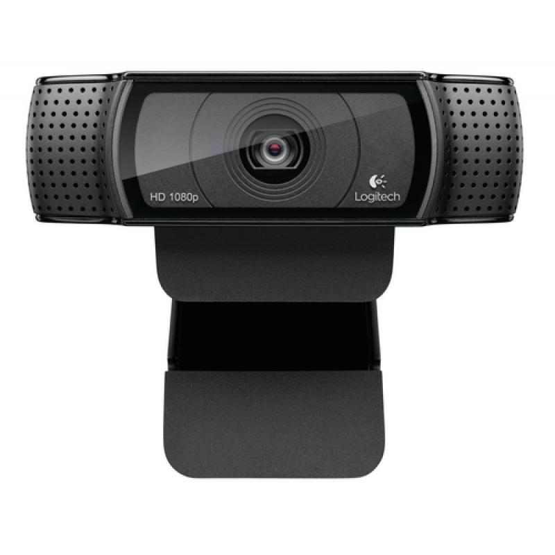 Logitech HD Pro Webcam C920 - Imagen 1