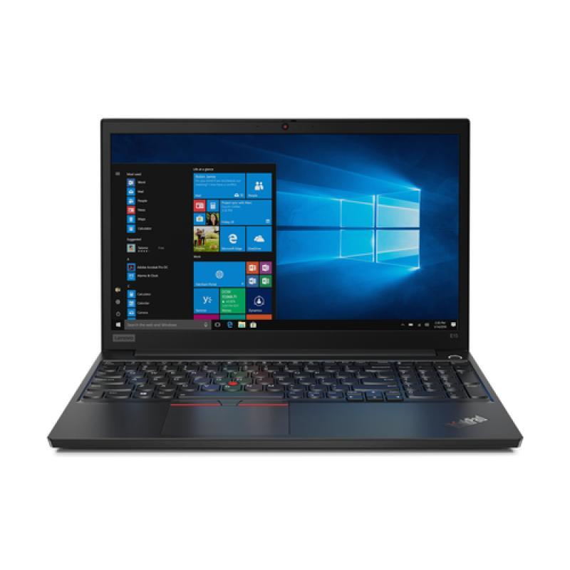 "Lenovo ThinkPad E15 Portátil Negro 39,6 cm (15.6"") 1920 x 1080 Pixeles Intel® Core™ i3 de 10ma Generación 8 GB DDR3L-SDRAM 256 G"