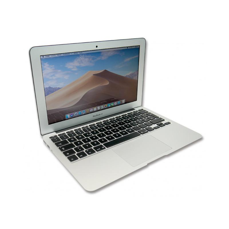Apple MacBook Air 6,1 Intel Core i5 4260U 1.4 GHz. · 4 Gb. SO-DDR3 RAM · 120 Gb. SSD · macOS Catalina · Led 11.6 '' HD 16:10
