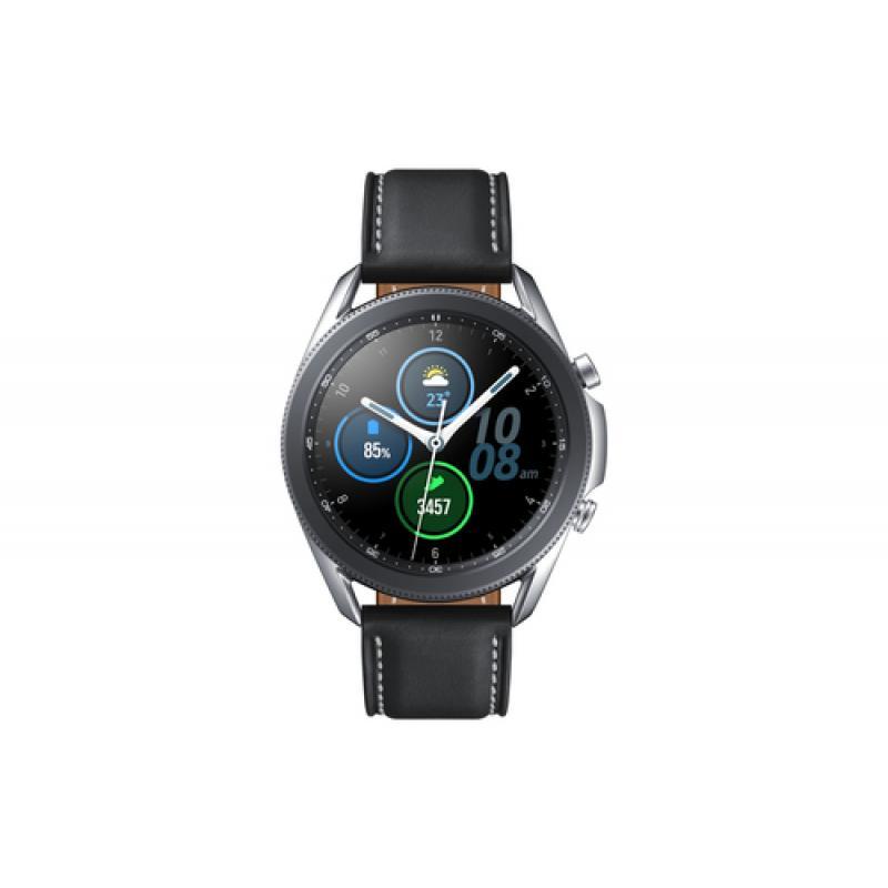 """Samsung Galaxy Watch3 SAMOLED 3,56 cm (1.4"""") Plata GPS (satélite) - Imagen 1"""