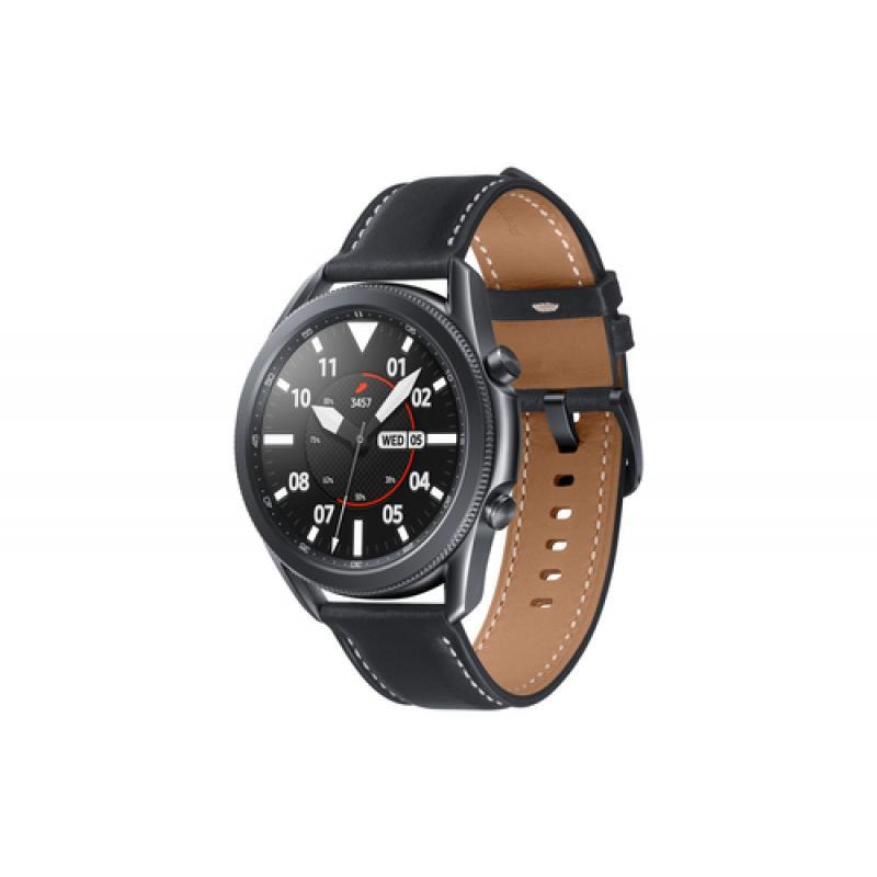 "Samsung Galaxy Watch3 SAMOLED 3,56 cm (1.4"") Negro GPS (satélite) - Imagen 1"
