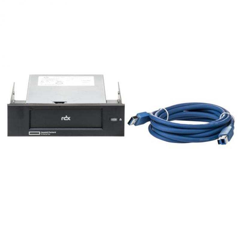 RDX USB 3.0 + RDX 2TB unidad de cinta Interno 2000 GB - Imagen 1