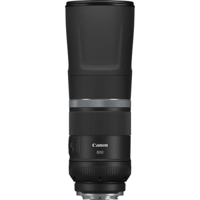 Canon RF 800mm F11 IS STM MILC Teleobjetivo Negro - Imagen 1