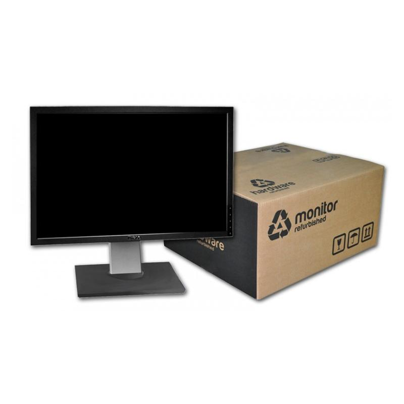 Dell P2210 TFT 22 '' HD 16:10 · Resolución 1680x1050 · Dot pitch 0.282 mm · Respuesta 5 ms · Contraste 1000:1 · Brillo 250 cd/