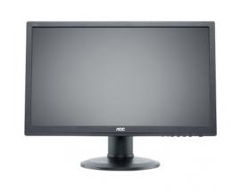 """Monitor LCD AOC Professional e2460Pda - 61 cm (24"""") - LED - 16:9 - 5 ms - Inclinación de la pantalla ajustable - 1920 x 1080"""