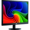 "Monitor LCD AOC E970SWN - 47 cm (18,5"") - LED - 16:9 - 5 ms - Inclinación de la pantalla ajustable - 1366 x 768 - 16,7 Millo"