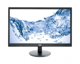 "Monitor LCD AOC e2470Swhe - 59,9 cm (23,6"") - LED - 16:9 - 5 ms - Inclinación de la pantalla ajustable - 1920 x 1080 - 16,7"