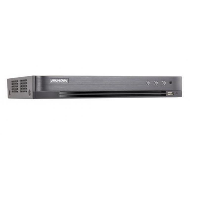 DS-7216HUHI-K2 videograbador digital Negro