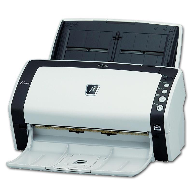 Fujitsu fi-6130ZLATecnología: Escaner Color de Documentos - Sensor de Imagen: Color CCD - Velocidad Escaneo: Hasta 40 ppm Co