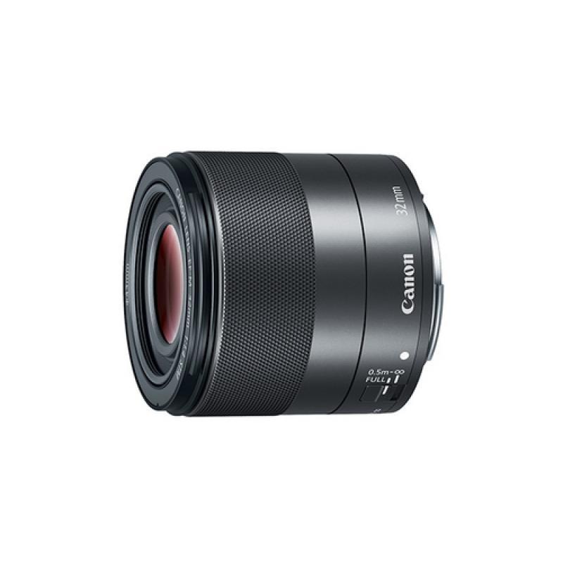Canon EF-M 32mm f/1.4 STM MILC Teleobjetivo Negro - Imagen 1