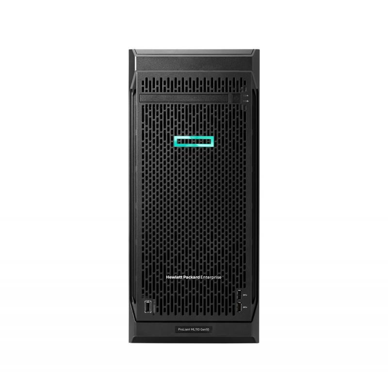ProLiant ML110 Gen10 + Windows Server 2019 Essentials ROK servidor Intel® Xeon® Silver 2,4 GHz 16 GB DDR4-SDRAM 38,4 TB Torre (4