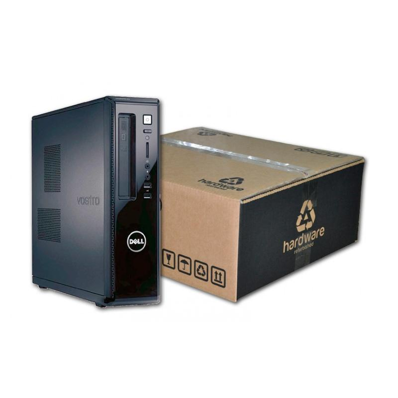Dell Vostro 260S Intel Core i3 2120 3.3 GHz. · 4 Gb. DDR3 RAM · 500 Gb. SATA · DVD-RW · Windows 7 Pro - Imagen 1