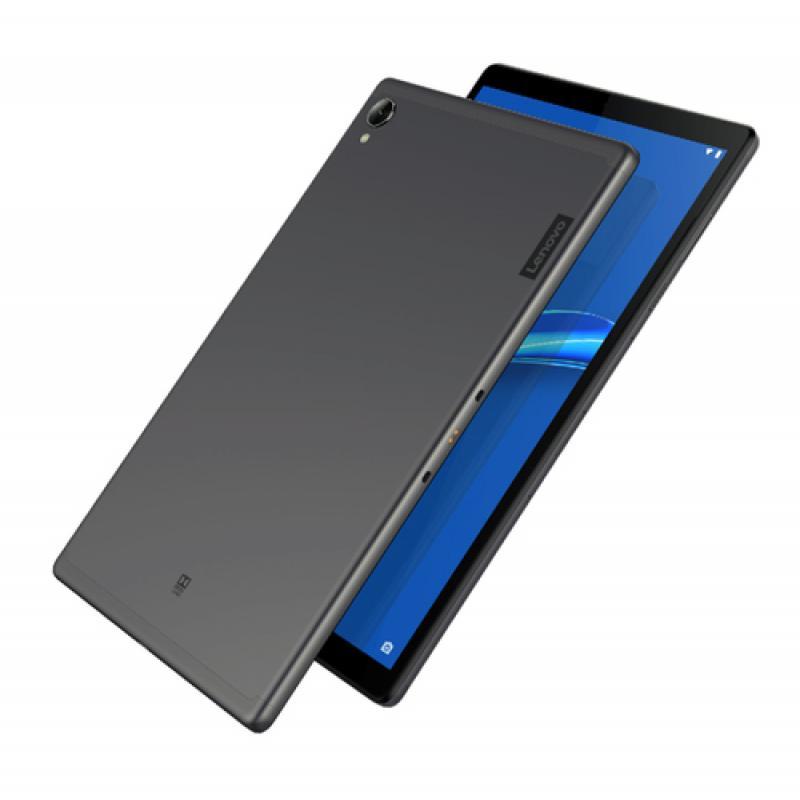 "Lenovo Tab M10 25,6 cm (10.1"") Mediatek 4 GB 64 GB Wi-Fi 5 (802.11ac) Gris Android 10 - Imagen 1"