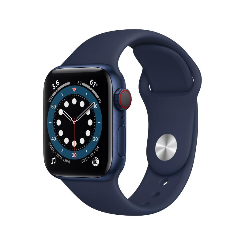 Watch Series 6 OLED 40 mm Azul 4G GPS (satélite) - Imagen 1