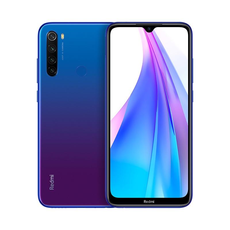 SMARTPHONE XIAOMI REDMI NOTE 8T 4GB 128GB DUAL-SIM BLUE
