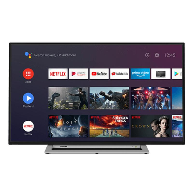 "Toshiba 65UA3A63DG Televisor 165,1 cm (65"") 4K Ultra HD Smart TV Wifi Negro - Imagen 1"