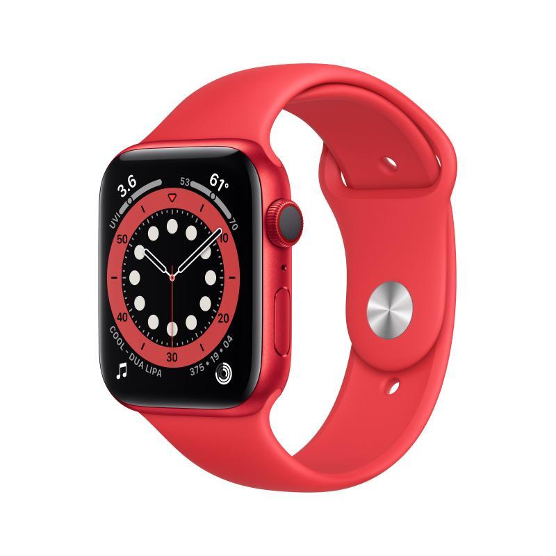 Watch Series 6 OLED 44 mm Rojo 4G GPS (satélite) - Imagen 1