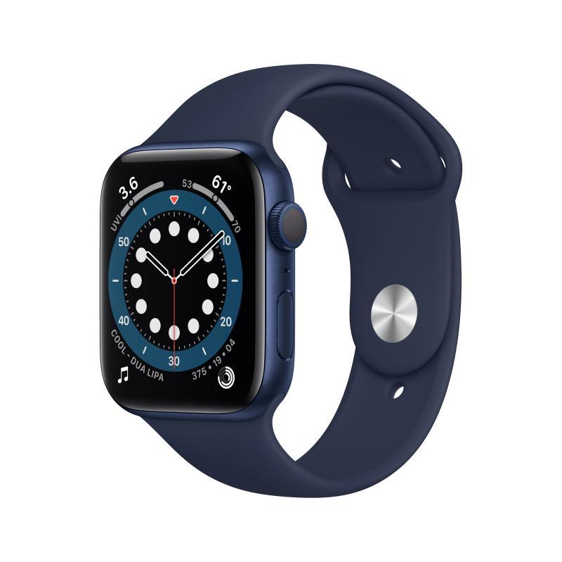 Watch Series 6 OLED 40 mm Azul GPS (satélite) - Imagen 1