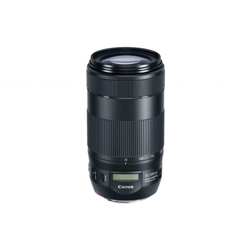 EF 70-300mm f/4-5.6 IS II USM MILC Objetivo telefoto zoom Negro - Imagen 1