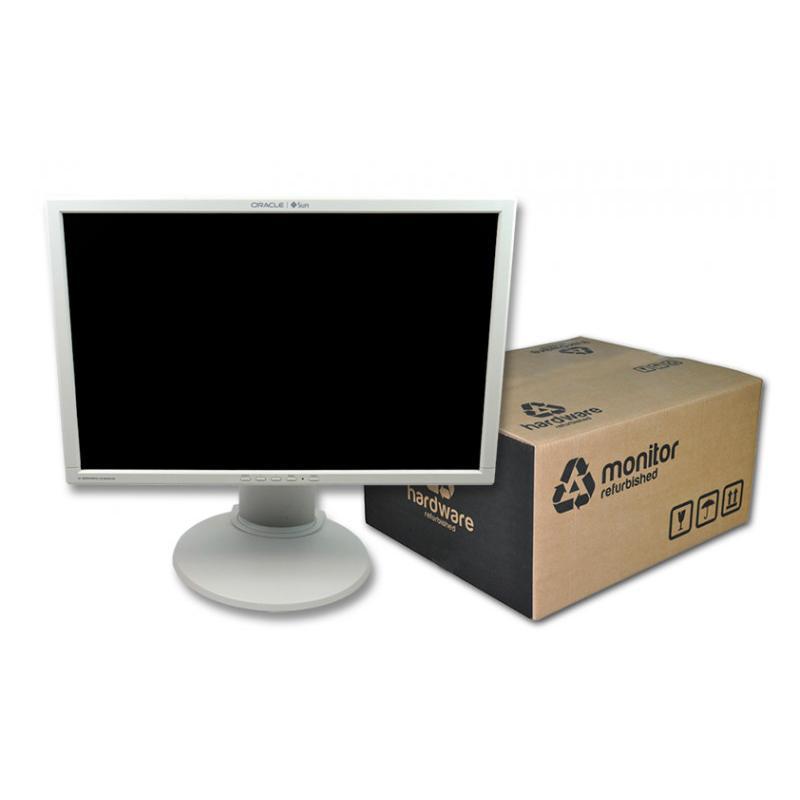 - SUN UB5A LCD 22 '' HD 16:9 · Resolución 1680x1050 · Respuesta 5 ms · Contraste 1000:1 · Brillo 300 cd/m2 · Ángulo visión 170