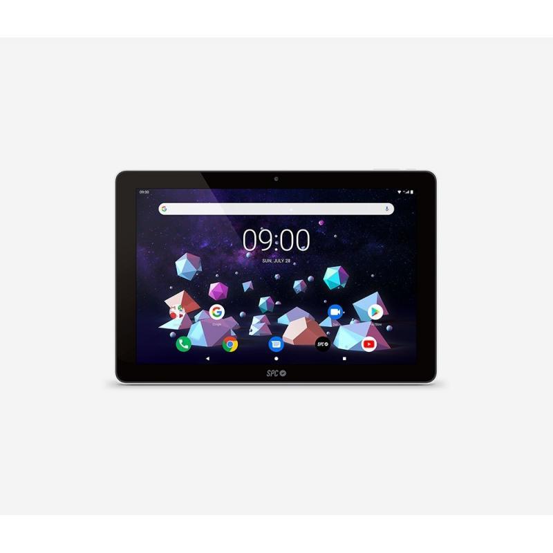"Tablet 10.1"" IPS Gravity OCTACORE 4G 4GB/64GB 25,6 cm (10.1"") Wi-Fi 5 (802.11ac) LTE Aluminio, Negro Android 9.0 - Imagen 1"