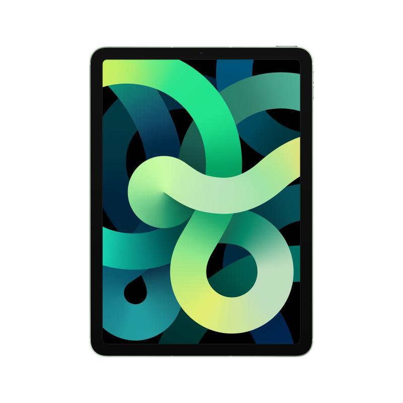 "iPad Air 27,7 cm (10.9"") 64 GB Wi-Fi 6 (802.11ax) 4G LTE Verde iOS 14 - Imagen 1"