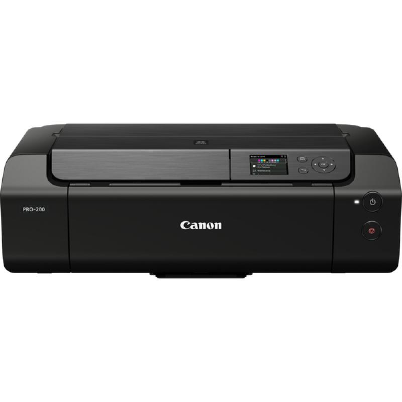 PIXMA PRO-200 impresora de foto Inyección de tinta 4800 x 2400 DPI Wifi - Imagen 1