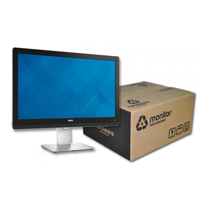 Dell UZ2315H Led 23 '' FullHD con Altavoces · 16:9 · Resolución 1920x1080 · Dot pitch 0.265 mm · Respuesta 8 ms · Contraste 1