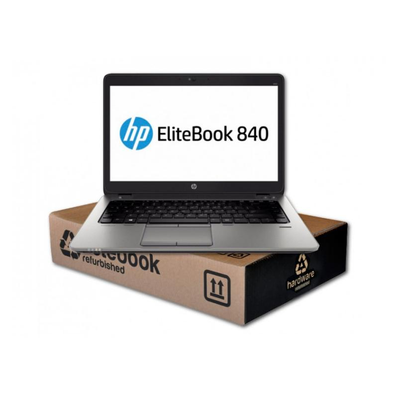 HP EliteBook 840 G3Intel Core i5 6300U 2.4 GHz. · 8 Gb. SO-DDR4 RAM · 256 Gb. SSD M2 · Teclado internacional con pegatinas e