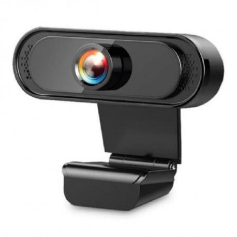 NXWC01 cámara web 1920 x 1080 Pixeles USB 2.0 Negro - Imagen 1