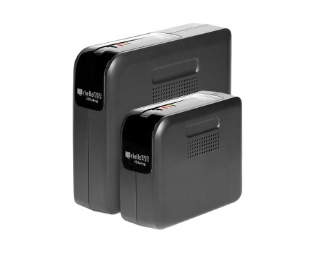 SAI de línea interactiva Riello iDialog IDG 600 - 600 VA/360 W - Torre - 4 Hora(s) Tiempo de Recarga de Batería - Plomo Ácido -