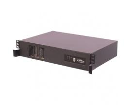 SAI de línea interactiva Riello iDialog Rack IDR 1200 - 1,20 kVA/720 W - 2U Montaje en bastidor - Ácido de plomo sellada (SLA) -