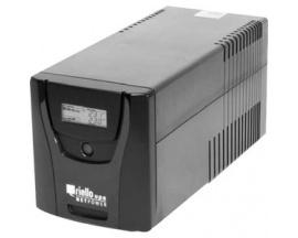 SAI de línea interactiva Riello NetPower NPW 1000 - 1 kVA/600 W - Torre - 4 Hora(s) Tiempo de Recarga de Batería - Acido de plom