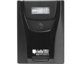 SAI de línea interactiva Riello NetPower NPW 2000 - 2 kVA/1,20 kW - Torre - 4 Hora(s) Tiempo de Recarga de Batería - Acido de pl