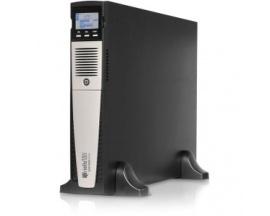 SAI Online de doble conversión Riello Sentinel Dual (Low Power) SDH 1500 - 1,50 kVA/1,35 kW - 2U Montable en Torre / Bastidor -