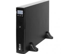 SAI de línea interactiva Riello Vision Dual VSD 1500 - 1,50 kVA/1,35 kW - 2U Montable en Torre / Bastidor - 4 Hora(s) Tiempo de