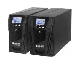 SAI de línea interactiva Riello Vision VST 800 - 800 VA/540 W - Torre - 6 Hora(s) Tiempo de Recarga de Batería - Plomo Ácido - 2