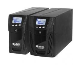 SAI de línea interactiva Riello Vision VST 2000 - 2 kVA/1,60 kW - Torre - 6 Hora(s) Tiempo de Recarga de Batería - Plomo Ácido -
