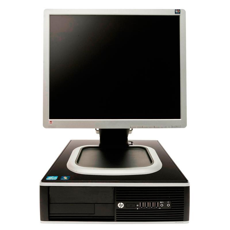 HP 8300 Elite SFF i5 + TFT 19''Intel Core i5 3470 3.2 GHz. · 4 Gb. DDR3 RAM · 500 Gb. SATA · COA Windows 7 Pro · Monitor TFT