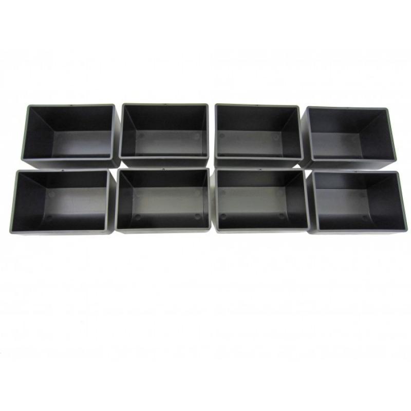 VPK-15J-01-BX bandeja para cajón portamonedas Negro - Imagen 1