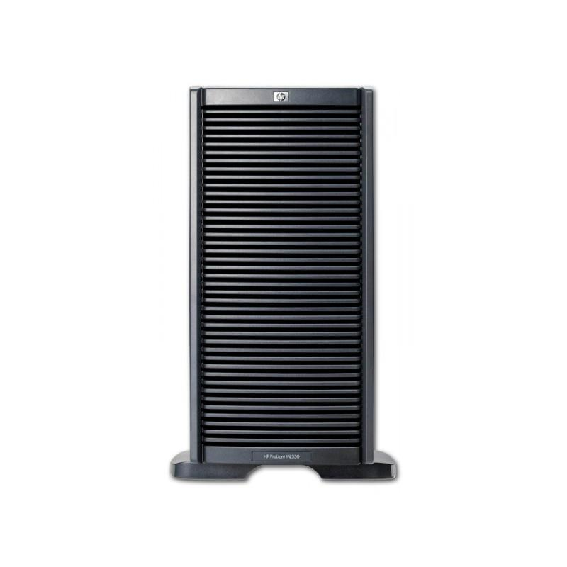 HP ProLiant ML350 G6 Torre 2x Intel Xeon Six Core X5650 2.6 GHz. · 64 Gb. DDR3 ECC RAM · 18 bahías (14 vacías ) · 2x 900 Gb. SA