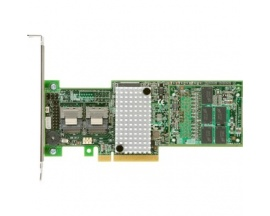 Controlador SAS Intel RS25DB080 - Serie ATA/600 - PCI Express x8 - Tarjeta Plug-in - Compatibilidad con RAID - 0, 1, 5, 6, 10, 5