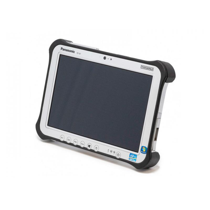 Panasonic Toughbook FZ-G1 MK1 Intel Core i5 4310U 2 GHz. · 4 Gb. DDR3 RAM · 128 Gb. SSD · Windows 10 Pro · Táctil 10.1 '' FullHD