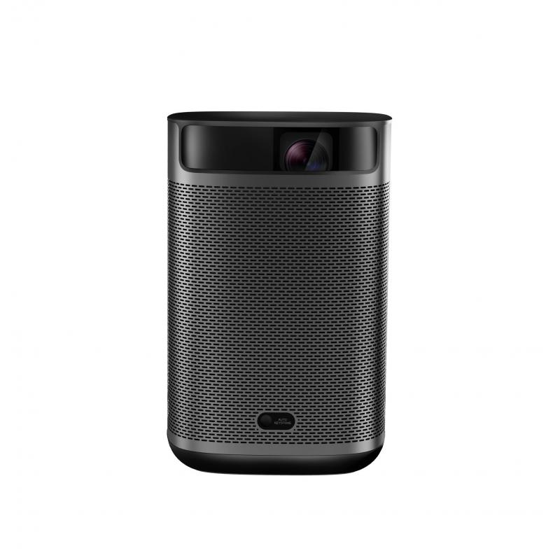 MoGo Pro+ videoproyector Proyector portátil 300 lúmenes ANSI DLP 1080p (1920x1080) 3D Negro - Imagen 1