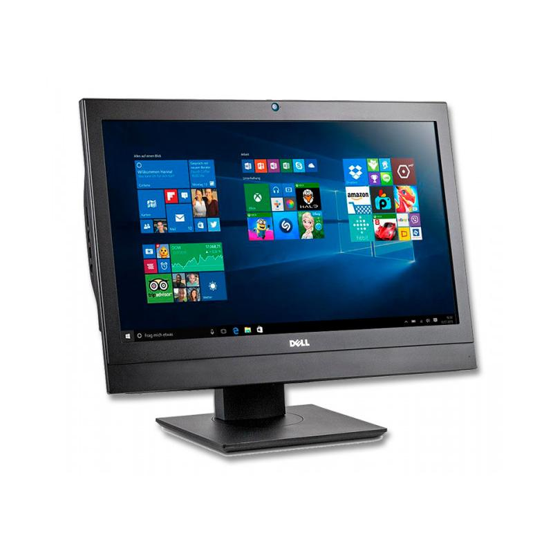 Dell 7440 AIO Intel Core i5 6500 3.2 GHz. · 8 Gb. SO-DDR4 RAM · 256 Gb. SSD · DVD-RW · Windows 10 Pro · Led 23.8 '' FullHD 16:9