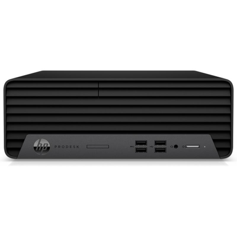 HP ProDesk 400 G7 i3-10100 SFF Intel® Core™ i3 de 10ma Generación 8 GB DDR4-SDRAM 256 GB SSD Windows 10 Pro PC Negro - Imagen 1