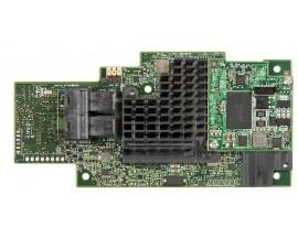 Controlador SAS Intel - 12Gb/s SAS - PCI Express 3.0 x8 - Módulo de inserción - Compatibilidad con RAID - 0, 1, 5, 6, 10, 50, 60