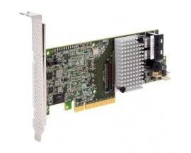 Controlador SAS Intel RS3DC080 - 12Gb/s SAS - PCI Express 3.0 x8 - Tarjeta Plug-in - Compatibilidad con RAID - 0, 1, 5, 10, 50,