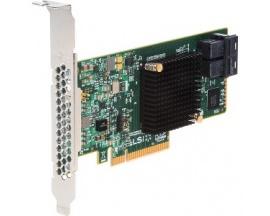Controlador SAS Intel - 12Gb/s SAS, Serie ATA/600 - PCI Express 3.0 x8 - Tarjeta Plug-in - Compatibilidad con RAID - 0, 1, 1E, 1