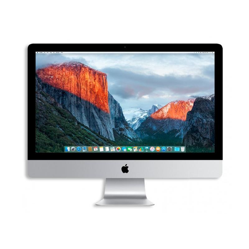 """Apple Imac 27"""" A1312 Intel Core i5 760 2.8 GHz. · 16 Gb. SO-DDR3 RAM · 250 Gb. SSD · DVD-RW · macOS High Sierra · Led 27 '' 2K"""